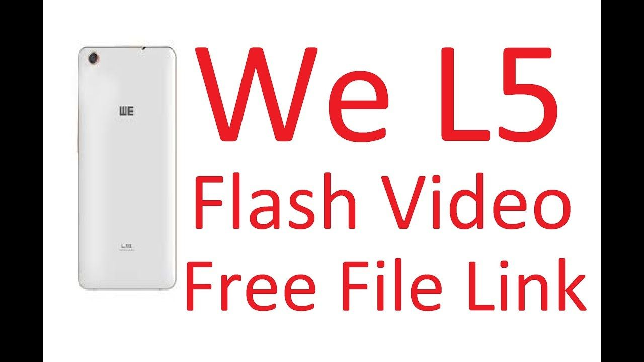 hight resolution of we l5 flash video l free firmware download link l we l5 hang logo soluti