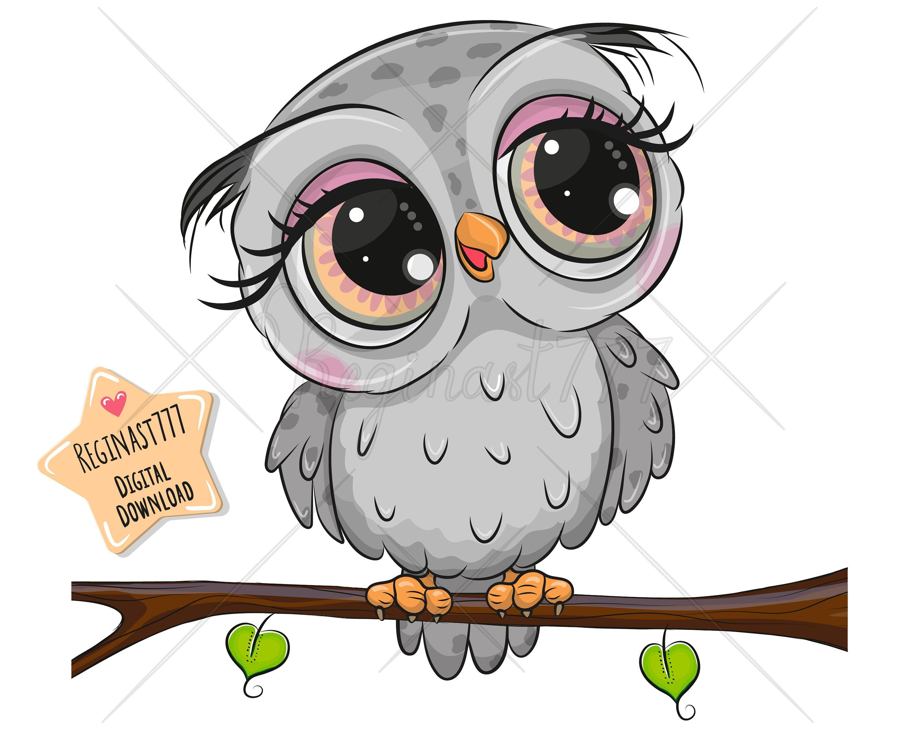 Cute Owl Png Digital Download Clipart Adorable Graphics Etsy In 2021 Cute Owl Cartoon Cute Owls Wallpaper Baby Animal Drawings