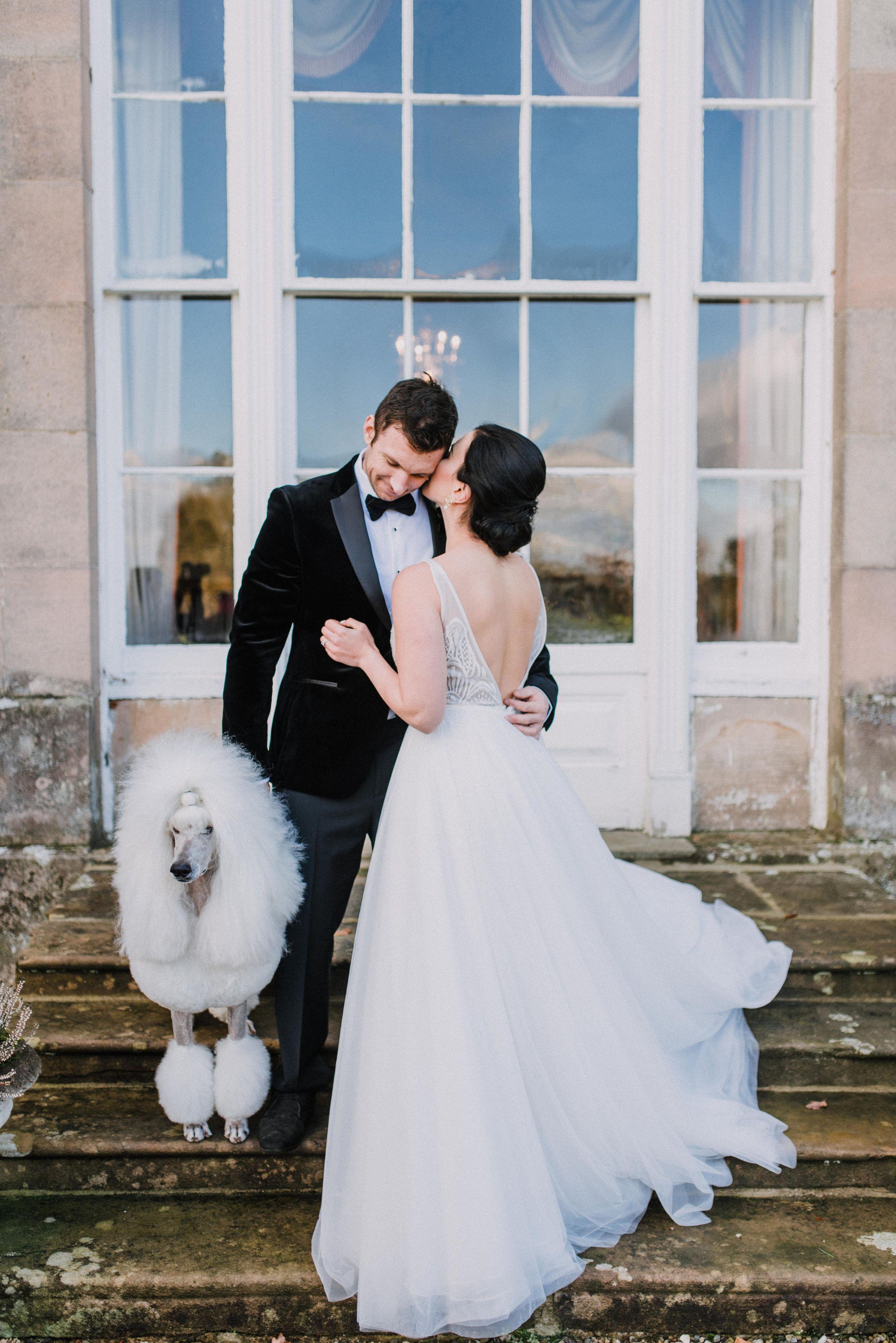 Drenagh house estate wedding northern ireland wedding