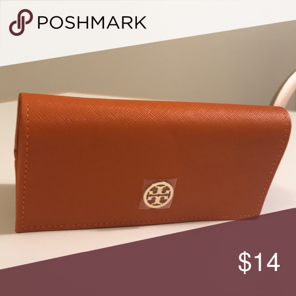 12ae59d915cc Tory Burch eyeglass case Tory Burch eyeglass case brand new, never used Tory  Burch Accessories Glasses