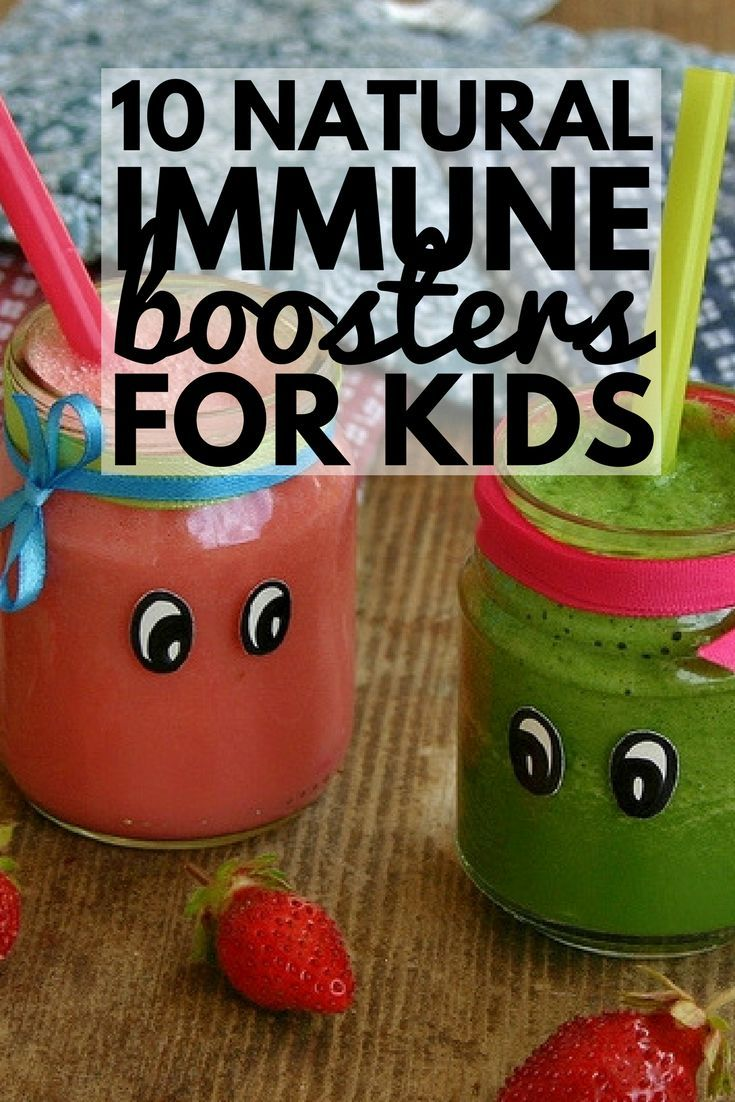 Immune System Boosters for Kids 10 Fun Ways to Keep Them
