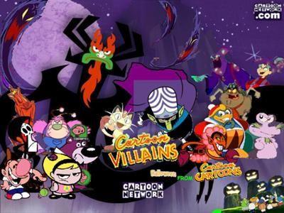 User blog:XavienAntoniofan/Cartoon Villains from Cartoon Network - Villains Wiki - villains, bad guys, comic books, anime