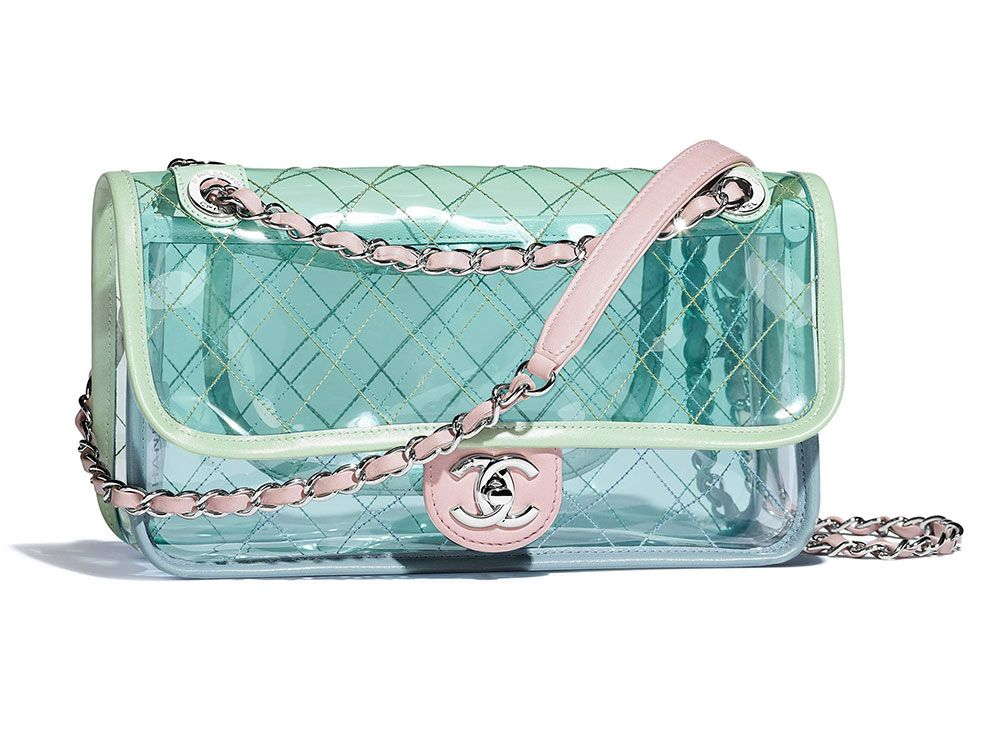 Chanel Releases Spring 2018 Handbag Collection With 100 Of Its Most Beautiful Bag Images Ever Plus Prices Purseblog