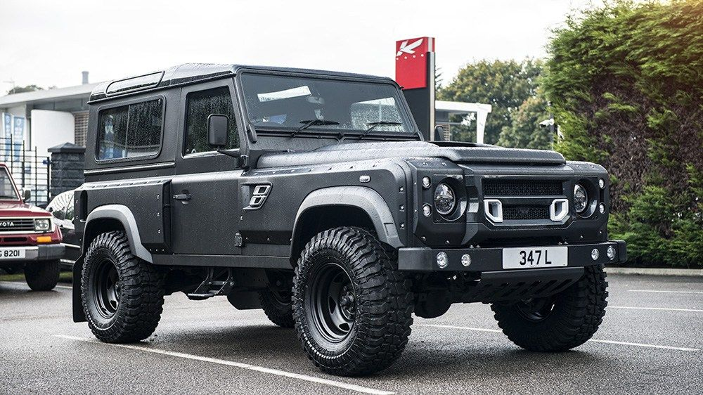 Awesome Jeep Defender