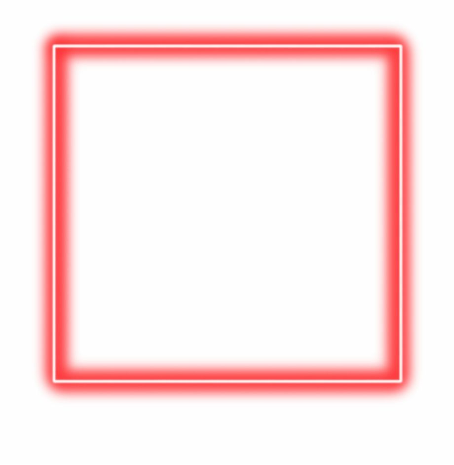 Red Neon Square Border Png Freetoedit Neon Square Png Is A Free Transparent Png Image Search And Find Neon Png Neon Light Wallpaper Giveaway Graphic