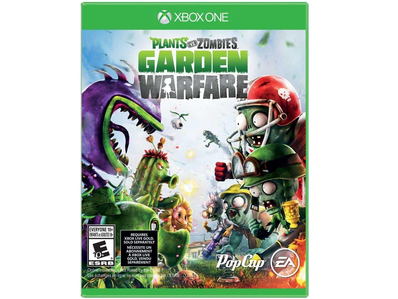 Videojuego Plantas Vs Zombies Garden Warfare Xbox One. Compra en línea fácil y seguro. #Kémik