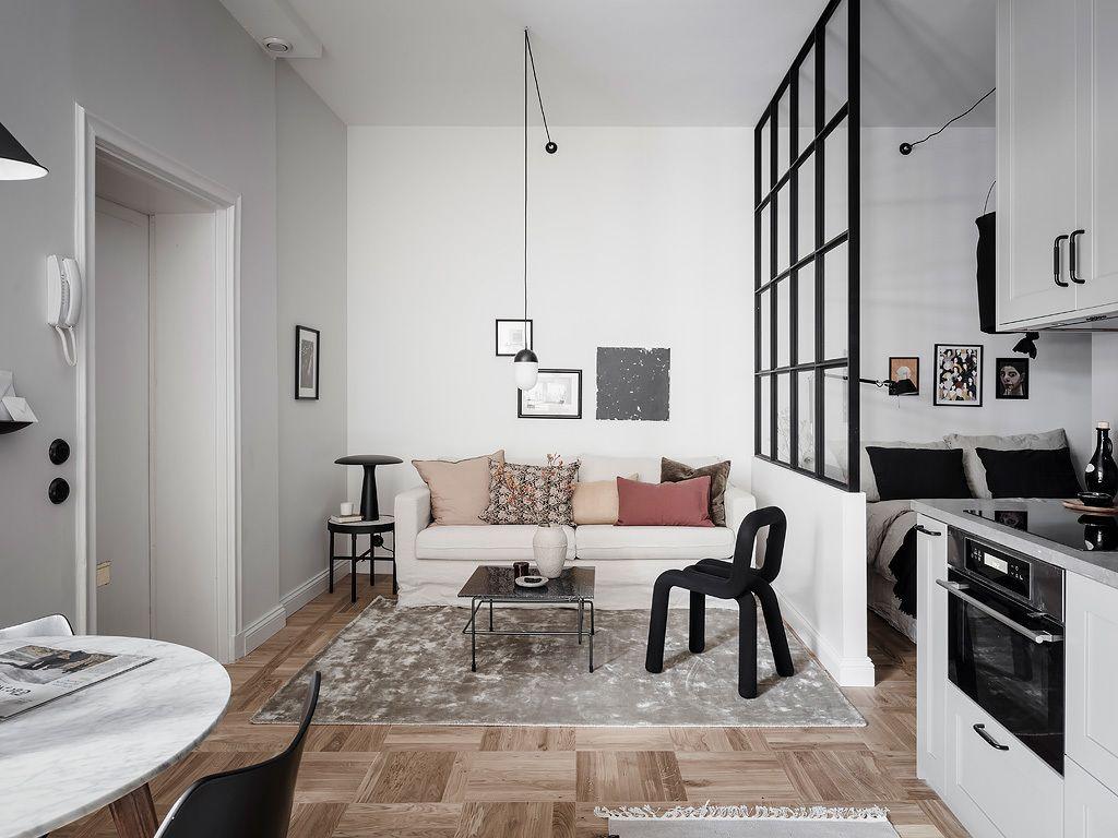 Wohnen Essen Schlafen In Einem Raum I Kleine Wohnung