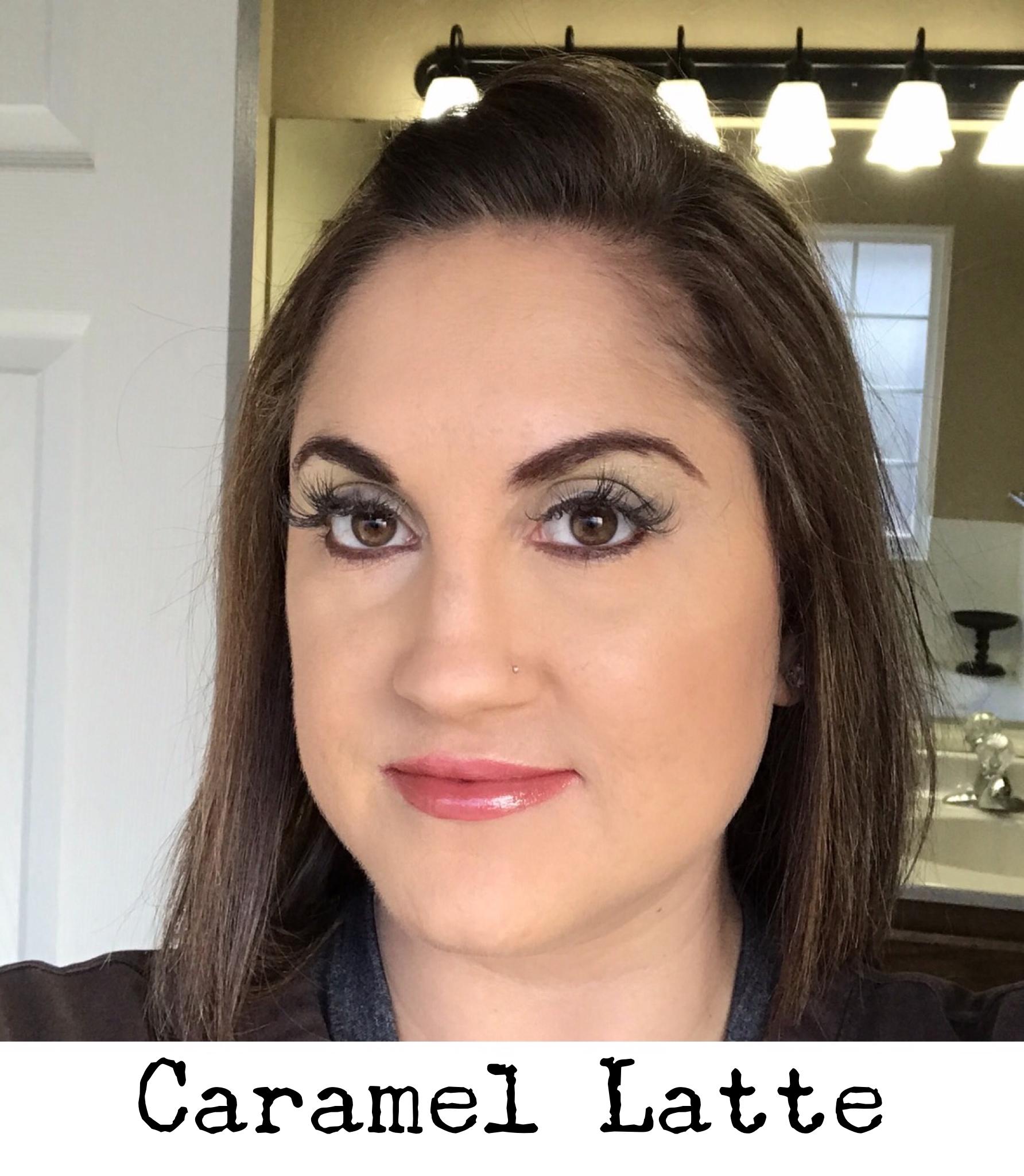 Caramel Latte LipSenseKiss and Makeup Cosmetics Boho