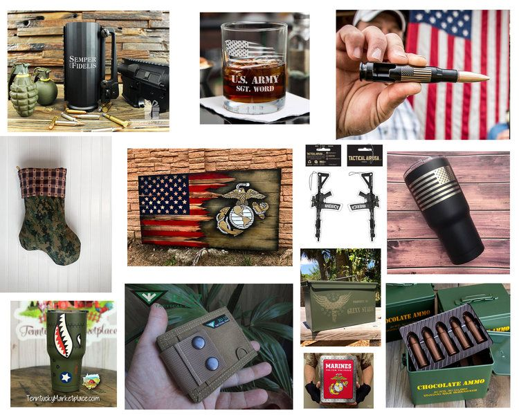 The Ultimate Gift Guide For Military And Veterans