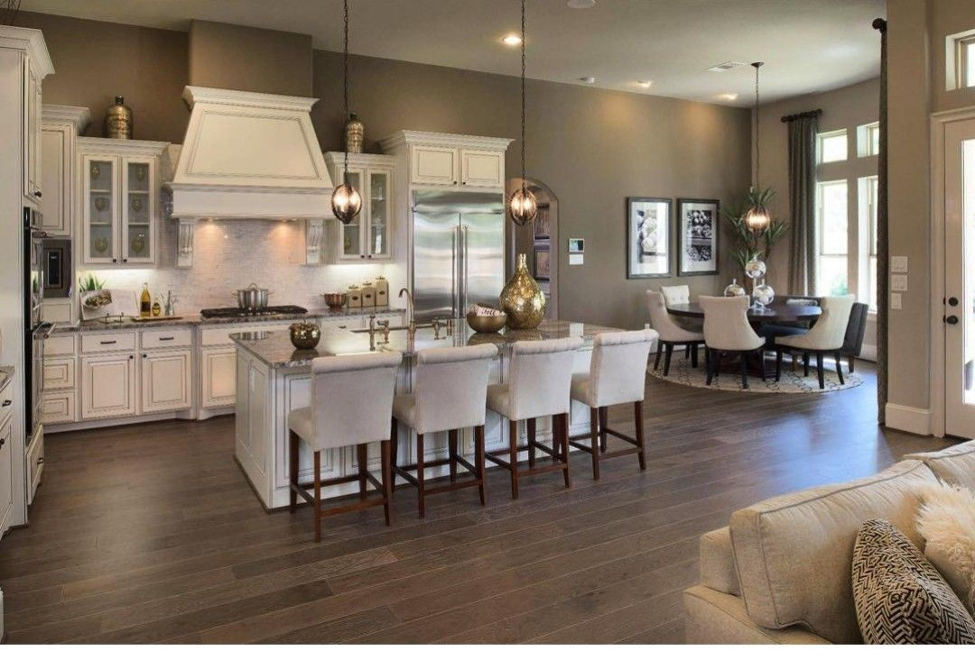 Pin by Doris Au on Great Room (With images) Open concept