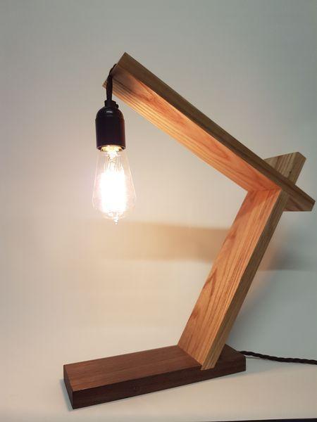 Hand Made Desk Lamp