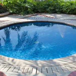 how to build the cheapest inground pool possible diy craft small inground pool diy. Black Bedroom Furniture Sets. Home Design Ideas