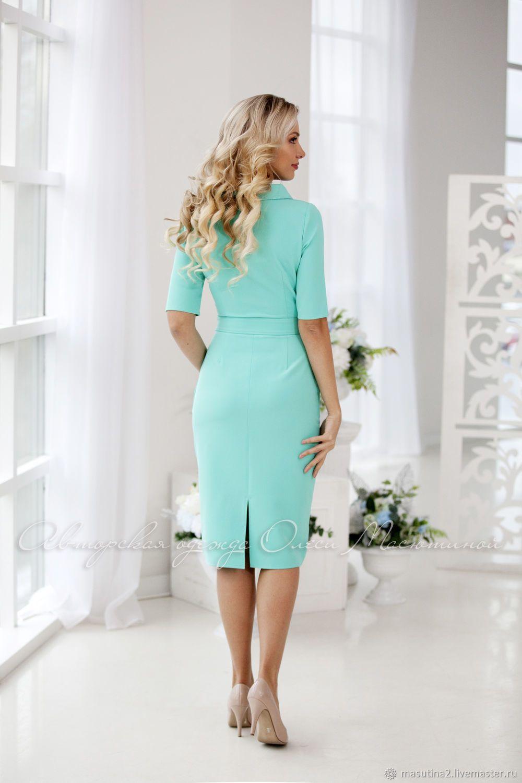 fadef9b4dab Платья ручной работы. Платье