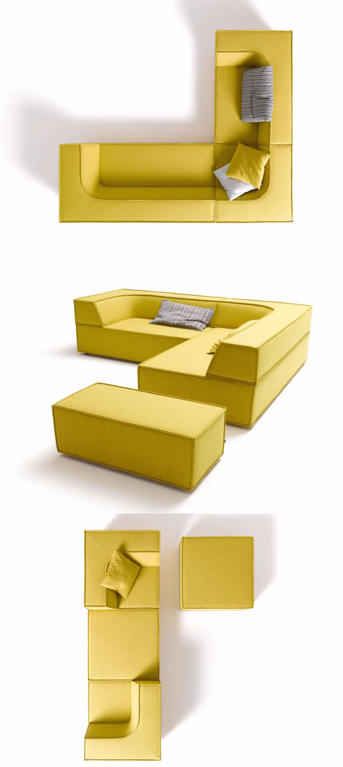trio collection by corsitzmoebel design team form yellow furniture design pinterest. Black Bedroom Furniture Sets. Home Design Ideas