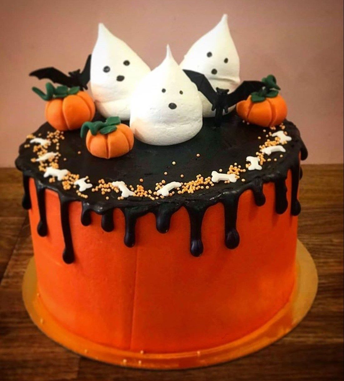 Halloween Cake Ideas 2020 Whether your birthday falls on Halloween or you just want a cake