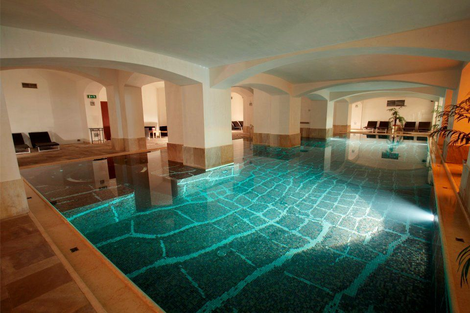 Boscolo prague roman swimming pool prague czech republic - Luxury hotels in madrid with swimming pool ...