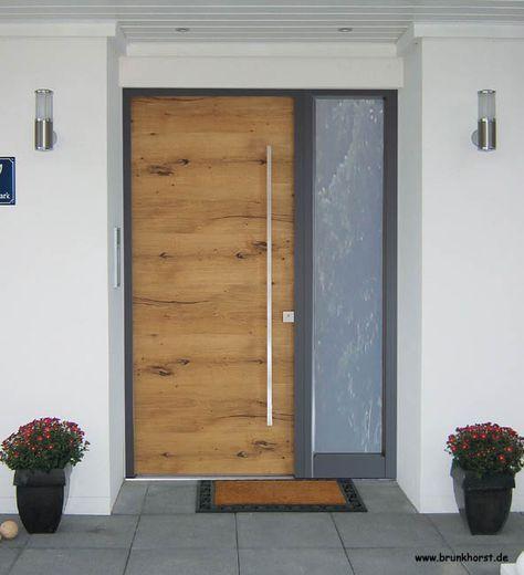 Photo of Haustüren Brunkhorst, Haustüren aus Holz, Holzhaustüren, Passivhaustüren – H…,  #aus #Brunk…