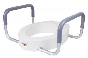 Elongated Raised Toilet Seat With Images Toilet Seat