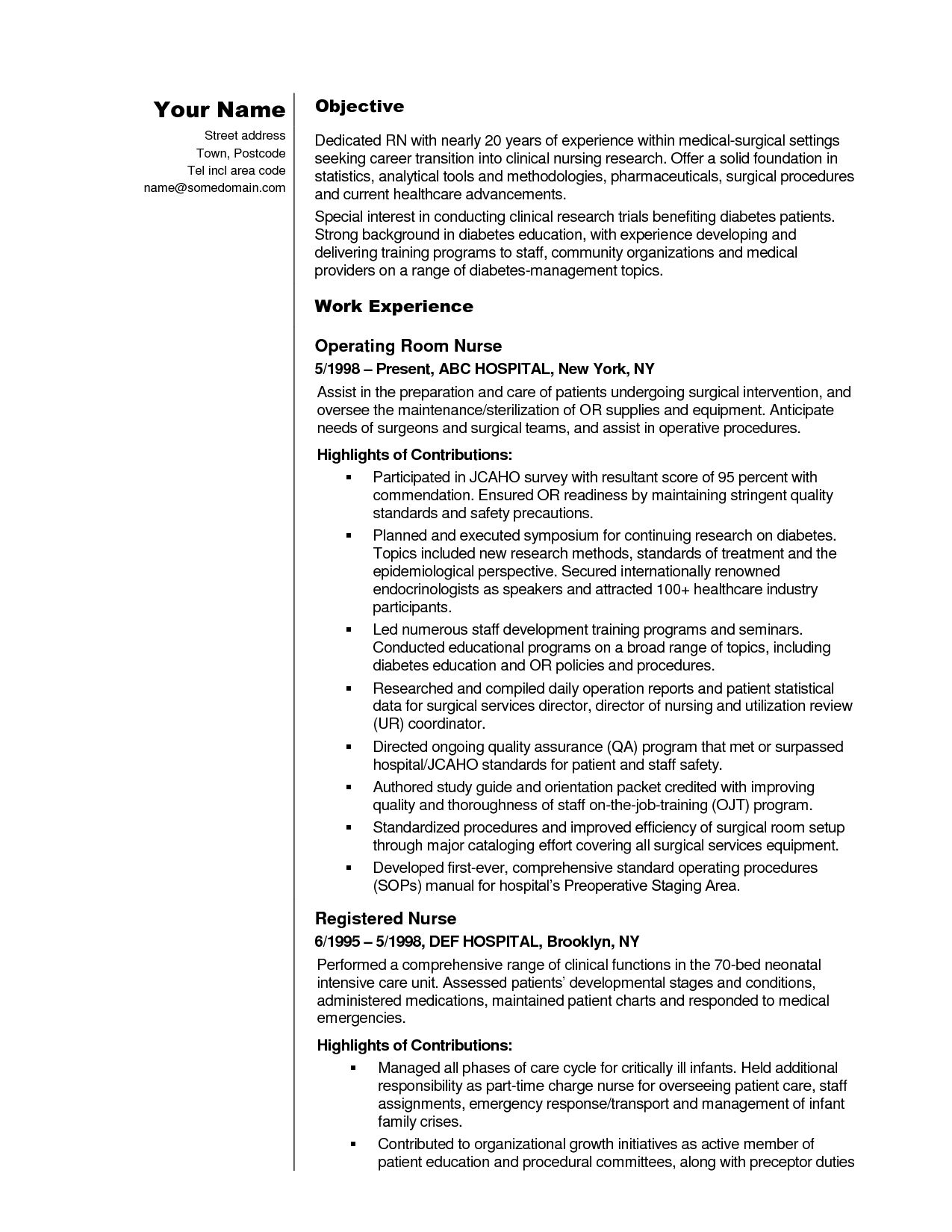 Resume Setup Example Surprising Cover Letter For New Grad Resume Sample Nursing