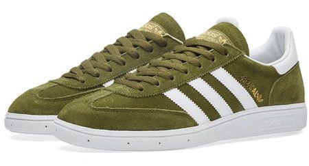 Adidas spezial formatori in verde e ripubblicare le scarpe!pinterest
