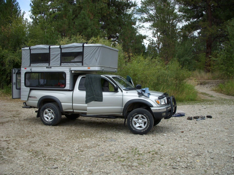 Pin On Me Truck Camping Small Truck Camper Truck Camper
