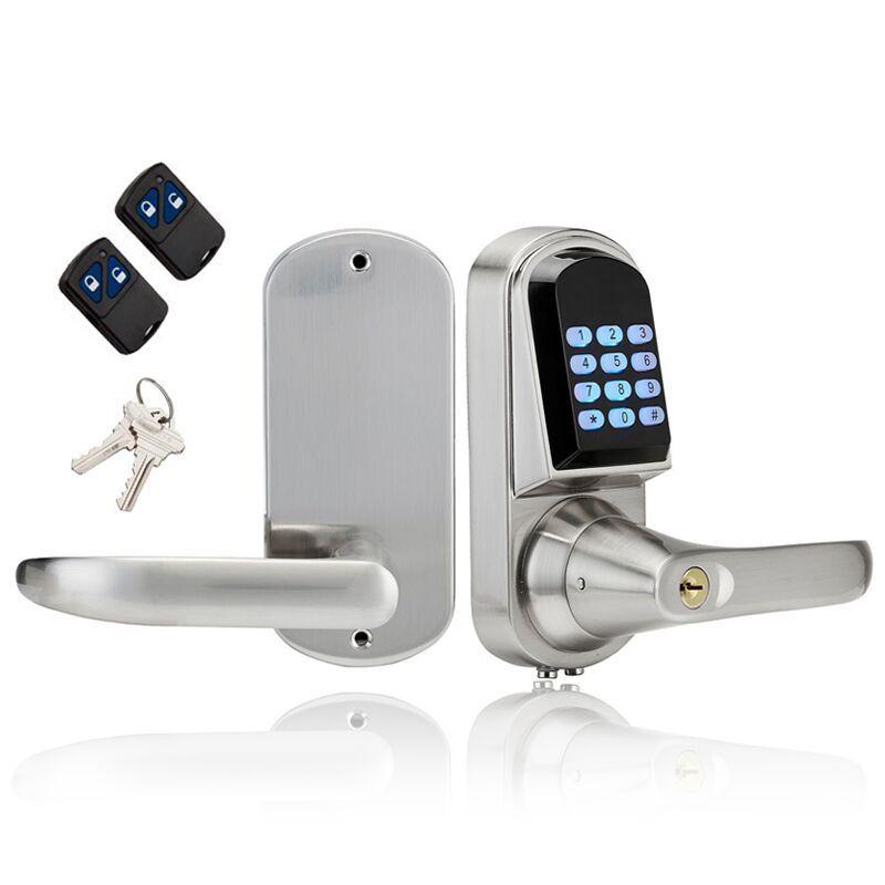 Eachine1 Digital Electronic Code Door Lock App Fingerprint