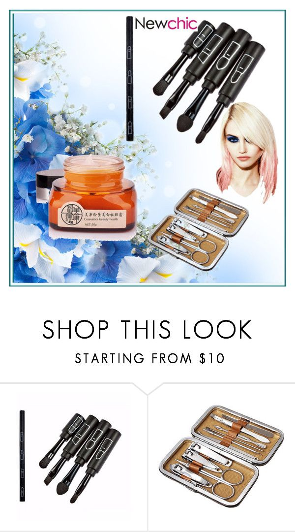"""Newchic 18"" by dinka1-749 ❤ liked on Polyvore"