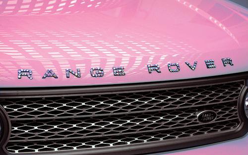 pink range!