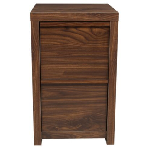 Buy Tribeca 2 Drawer Filer, Walnut from our Filing ...