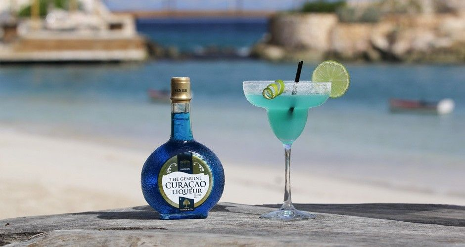 If you are looking for a more festive alternative for the classic Margarita than the Blue Margarita is a unique option. It is an electric blue drink.