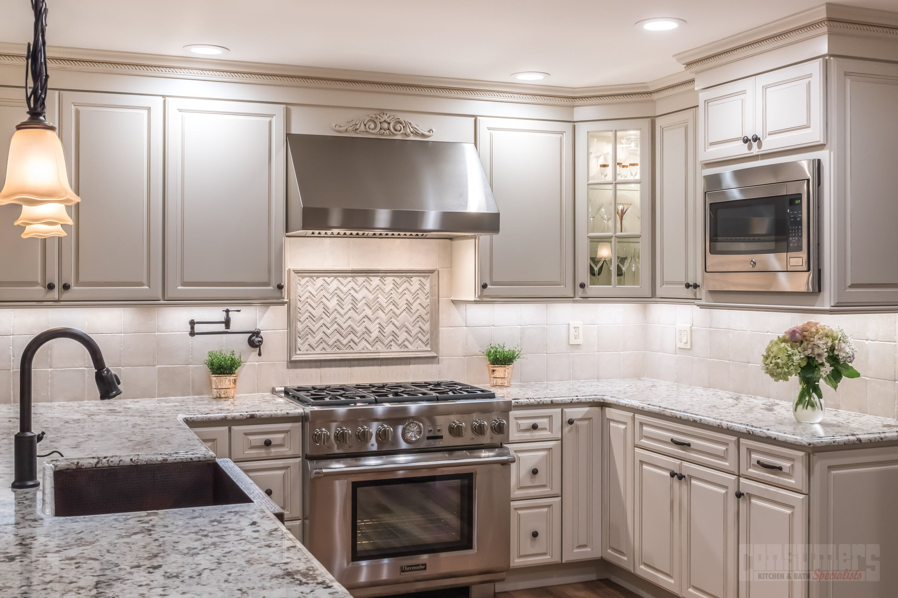 Pin by Consumers Kitchens & Baths on Classy Commack | Maple ...