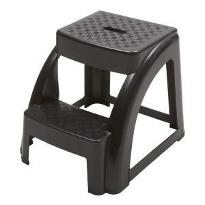 1097 Easy Reach by Gorilla Ladders Plastic 2Step Platform Utility