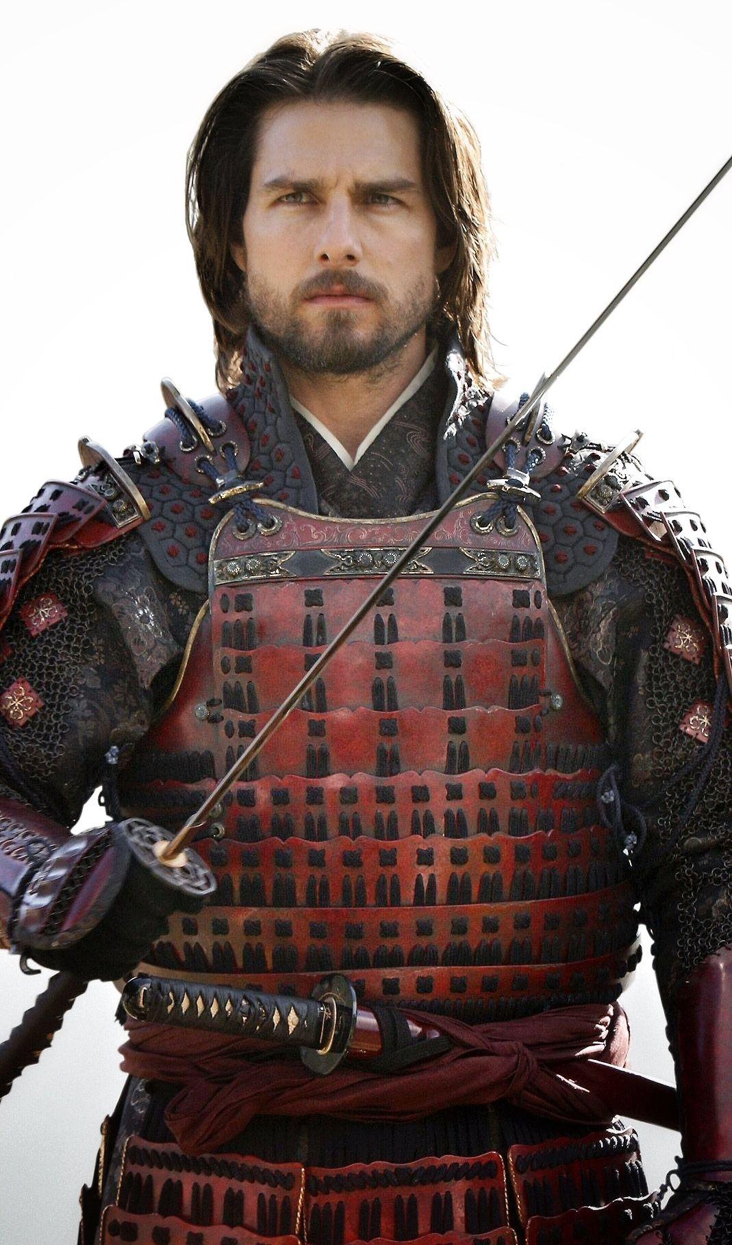 The Last Samurai กระจกสี