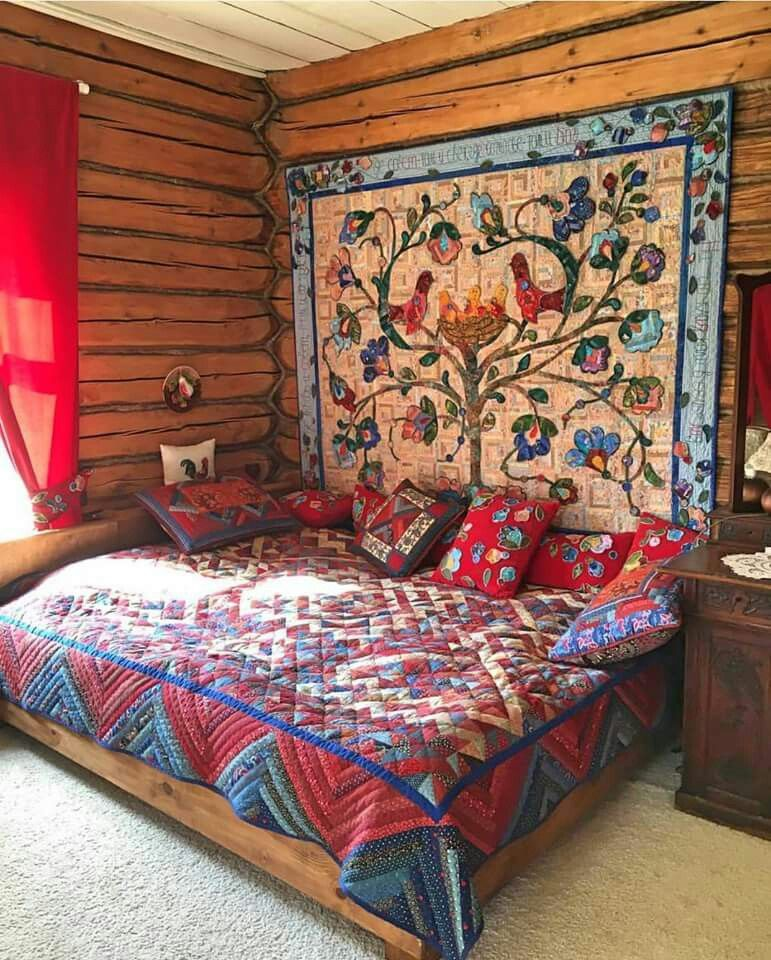 American hippie boh me boho lifestyle bedroom boho h - Decoracion hippie habitacion ...