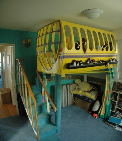 Submarine Bunk Beds Quirky Crazy Submarine Bunk Bed Pirate