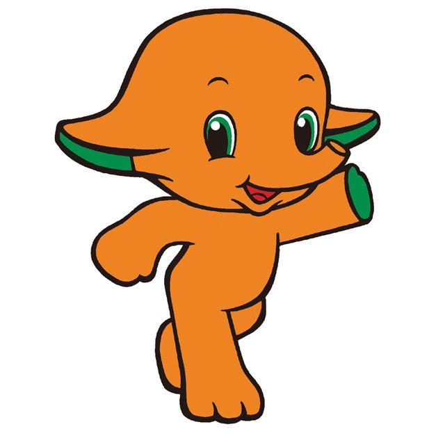 拡大画像 001l 佐藤製薬のマスコットキャラクター サトちゃん はなぜ象なのか 広報さんに聞いてみた マイナビニュース 猫 イラスト ゆるい 3d キャラクター 象