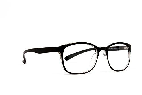 Cheap Computer Glasses by Phonetic Eyewear Bravo in Black Crystal with Blue Light Protection http://eyehealthtips.net/cheap-computer-glasses-by-phonetic-eyewear-bravo-in-black-crystal-with-blue-light-protection/