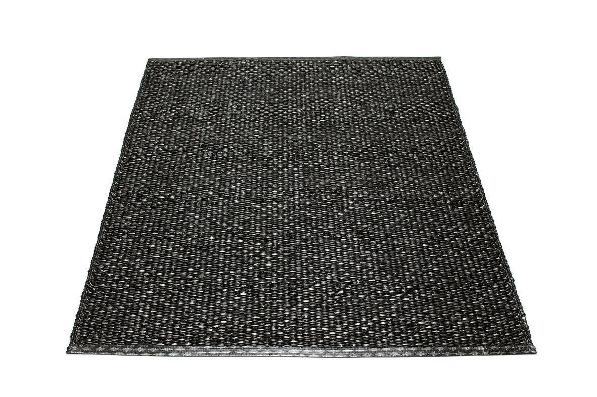 Svea Black metallic 70x90, Sisustus Trendo