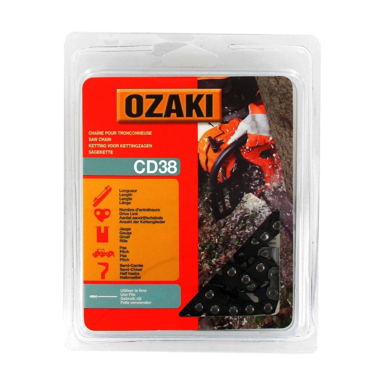 Chaîne De Tronçonneuse Ozaki Cd38 Products En 2019