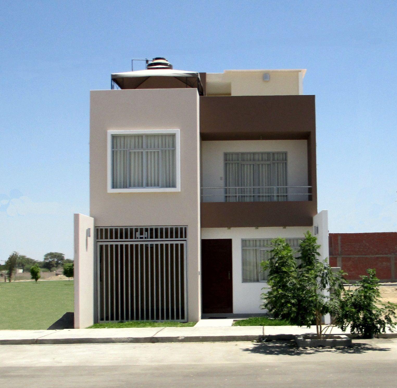 Pin de heloisa soares en fachadas de casas duplex for Remodelacion de casas pequenas