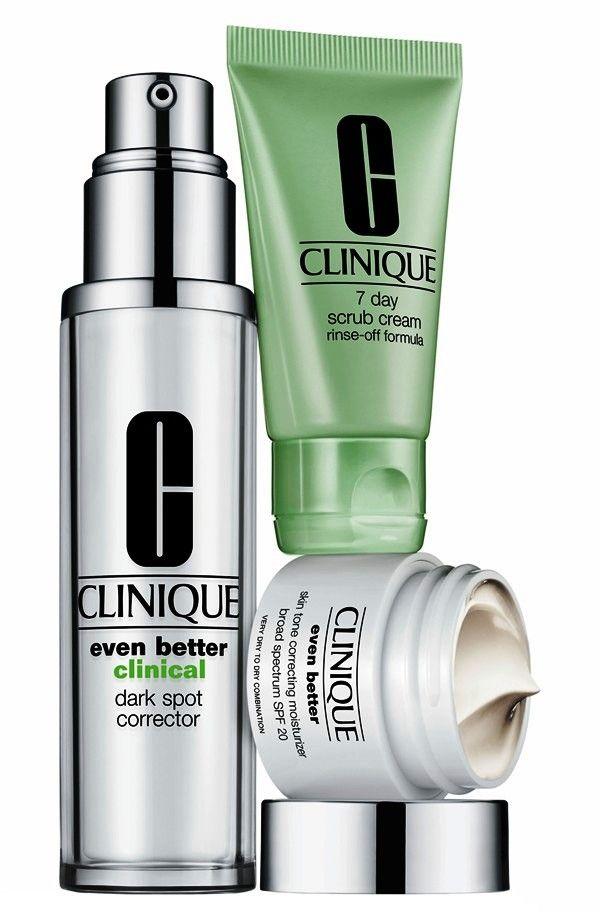 Clinique Even Better Skincare Set Nordstrom Exclusive Usd 105 Value Nordstrom Skincare Set Skin Care Clinique