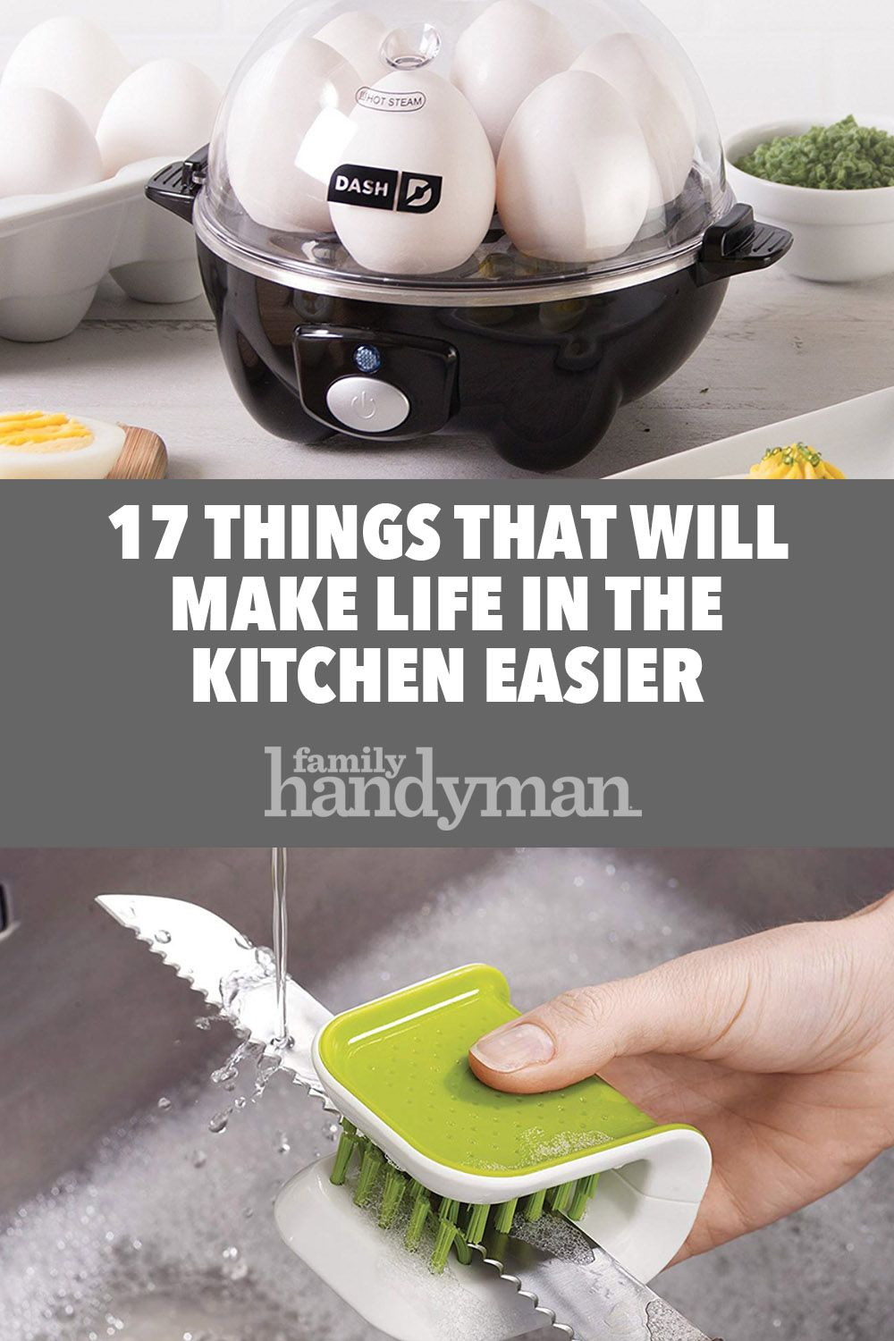 17 Things to Keep Within Reach in the Kitchen to Make Life