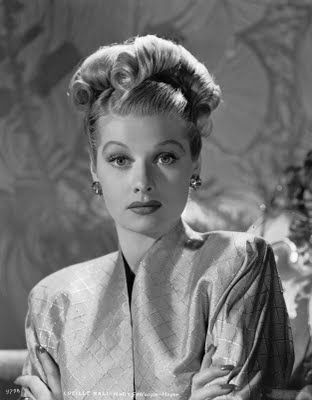 Tutti Chic: Challenges & I Love Lucy........