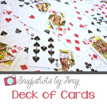 Photo Cards Cards Deck Of Cards Stock Photos