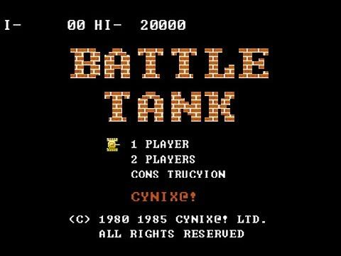 Battle City Super Tank 1990 How To Play Super Tank 1990 With