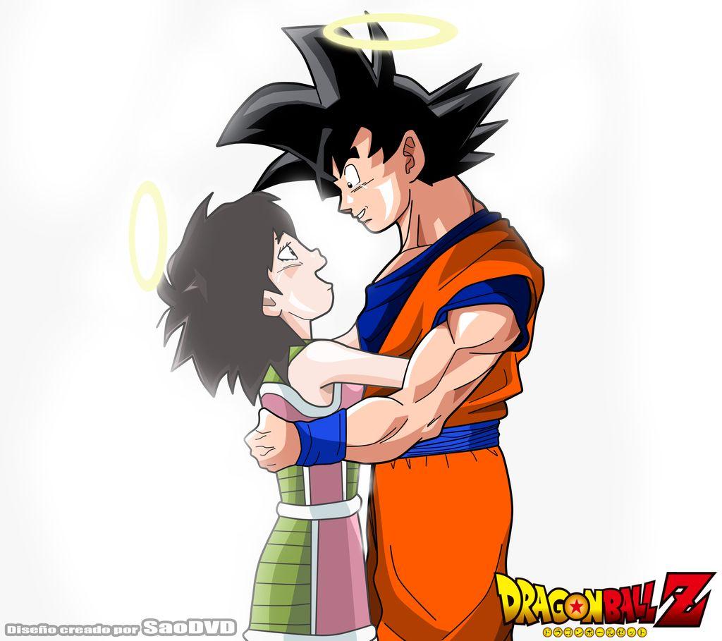 Love Saiyajin Goku-Gine By SaoDVD On @DeviantArt