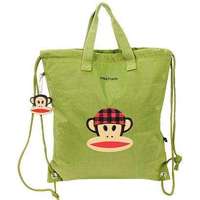 Bonita e básica, essa Tote Bag do Paul Frank vai agregar muita praticidade ao seu dia-a-dia!