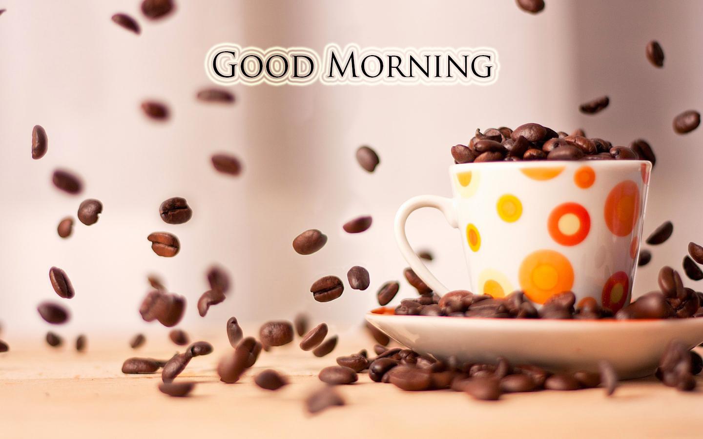 Wallpaper download morning - Good Morning Coffee Beans Free Wallpaper Download
