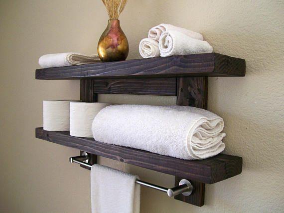 Bathroom Shelf Floating Shelves Floating Shelf Wood