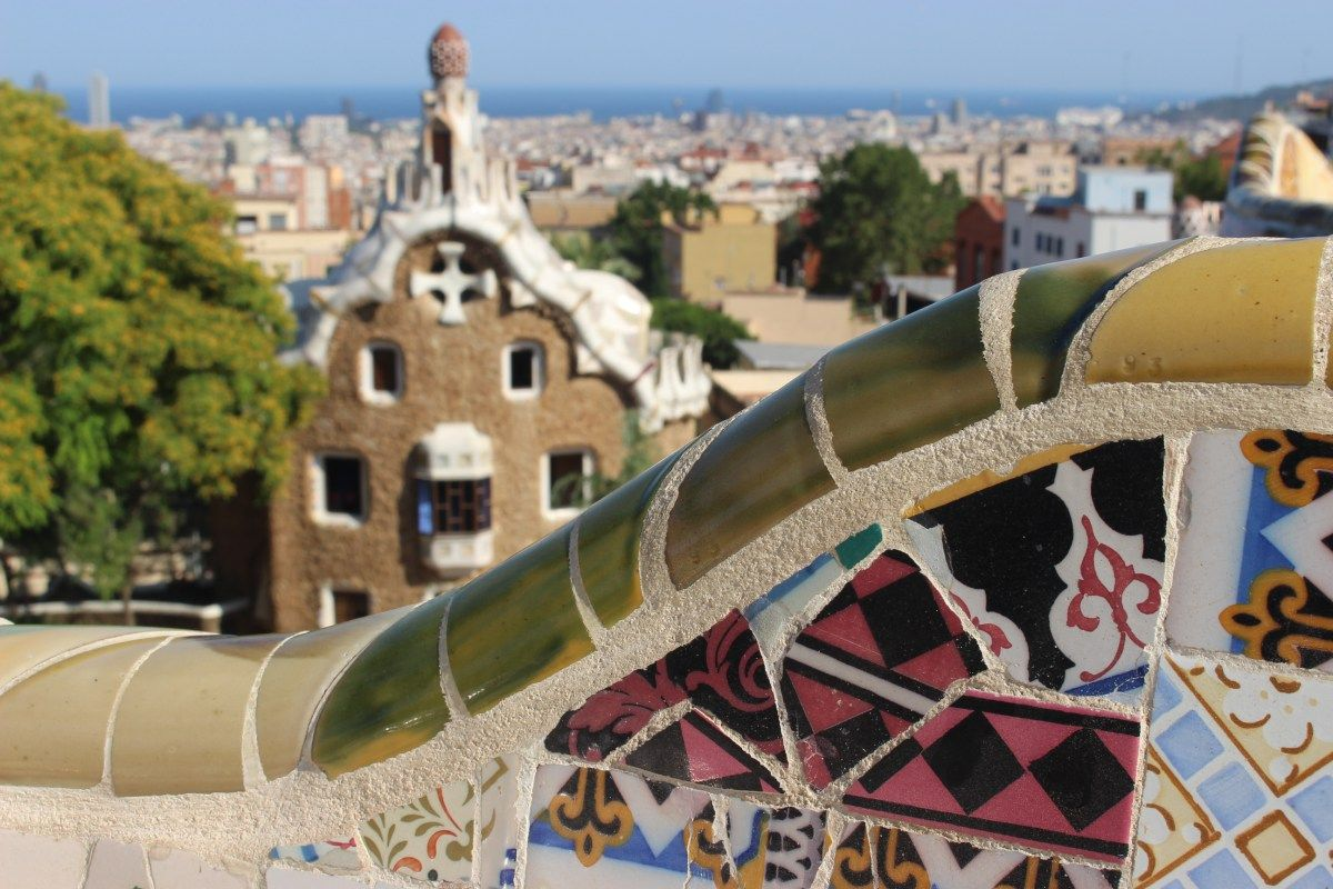 Barcelona de Gaudí, Miró e Tati Sacramento